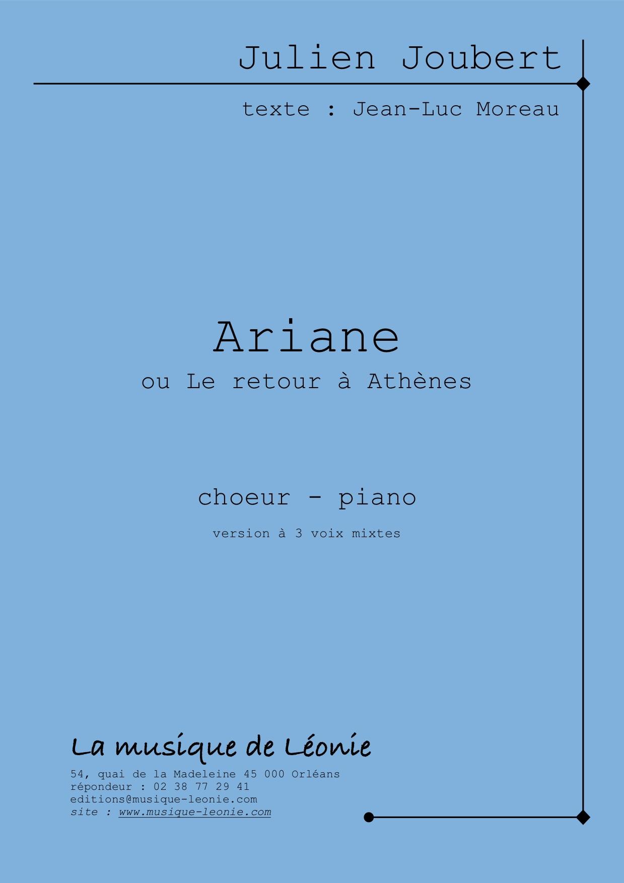 Ariane ou le retour à Athènes