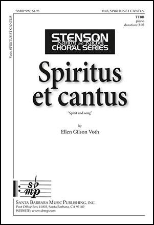Spiritus et cantus